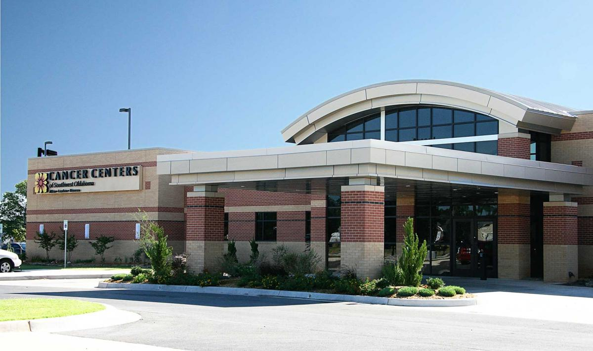 Cancer Centers of Southwest Oklahoma facility